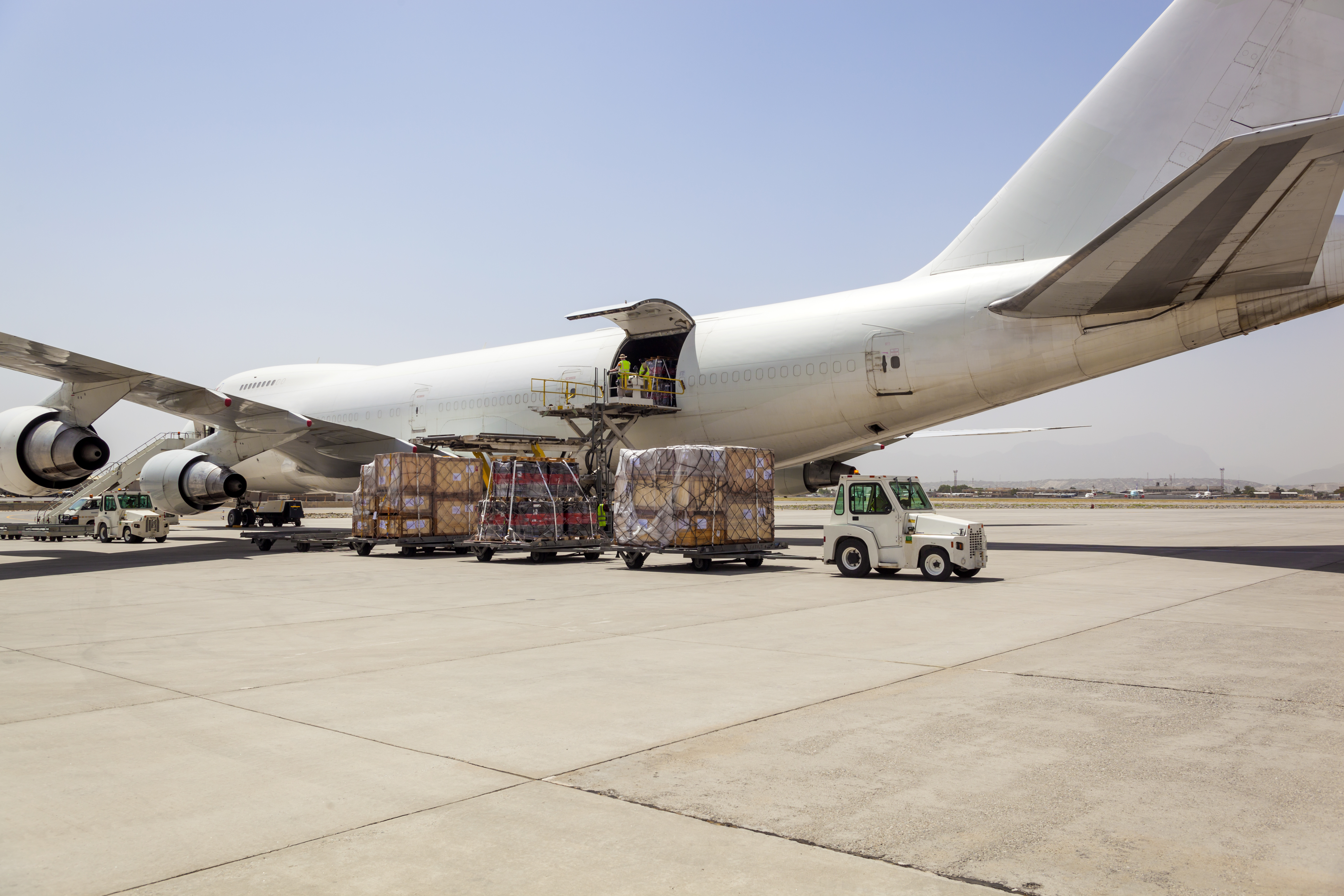 ACSA to ramp up infrastructure for air cargo traffic ... |Cargo Air Freight